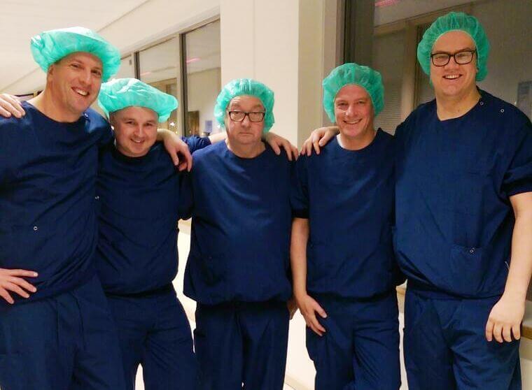 Flevoziekenhuis, zorg, Van Wijnen