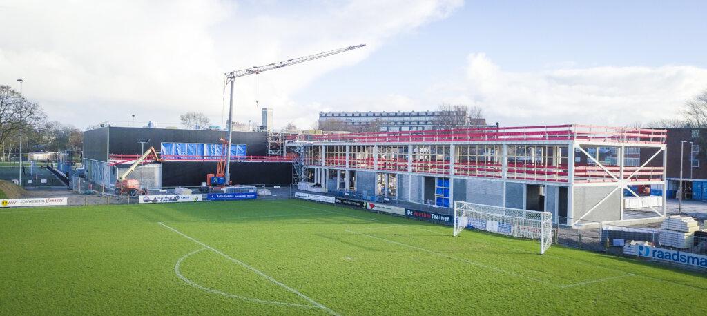 Sporthal Nijlan, Leeuwarden