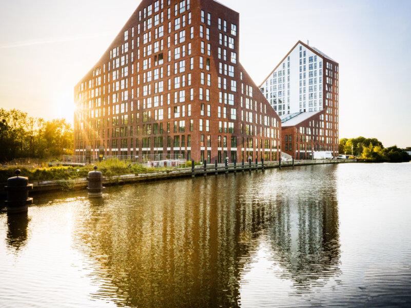 Groningen, De Woldring