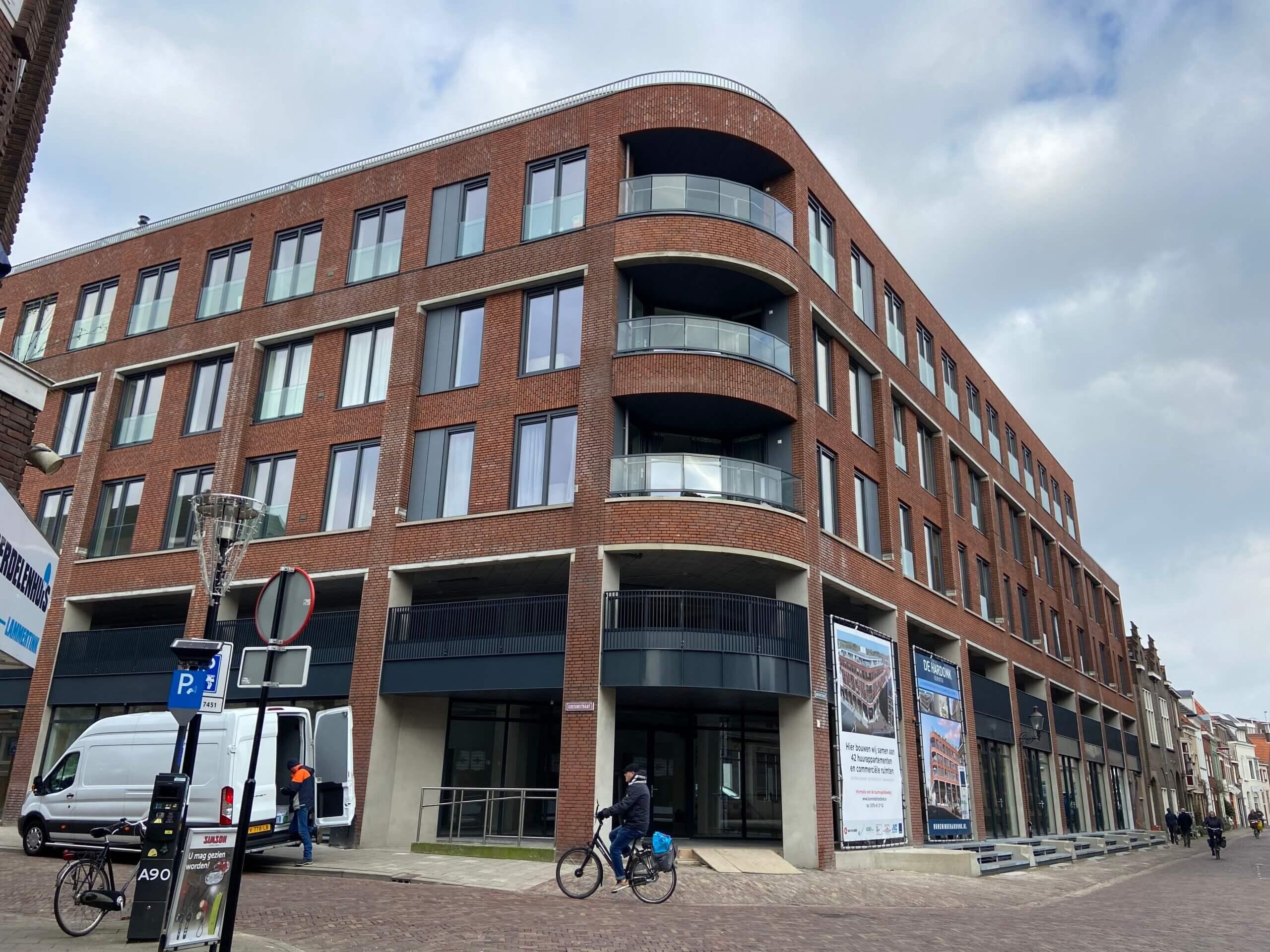 Hardonk Complex,Deventer