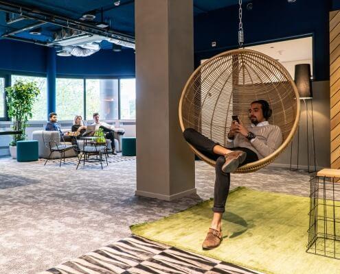 Flexibel werken en verblijven in VIA Work