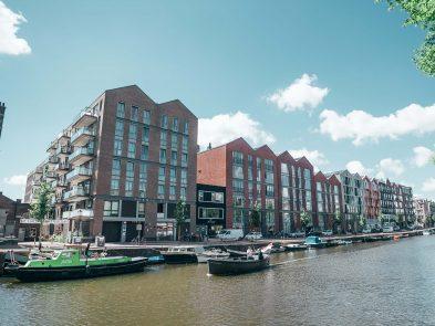 Kwintijn Bilderdijkkade Amsterdam-West