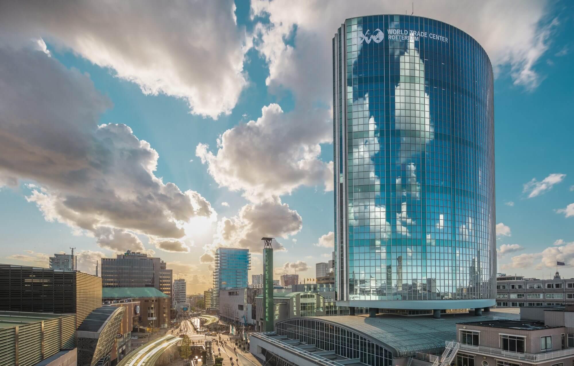 Renovatie Van Wijnen WTC