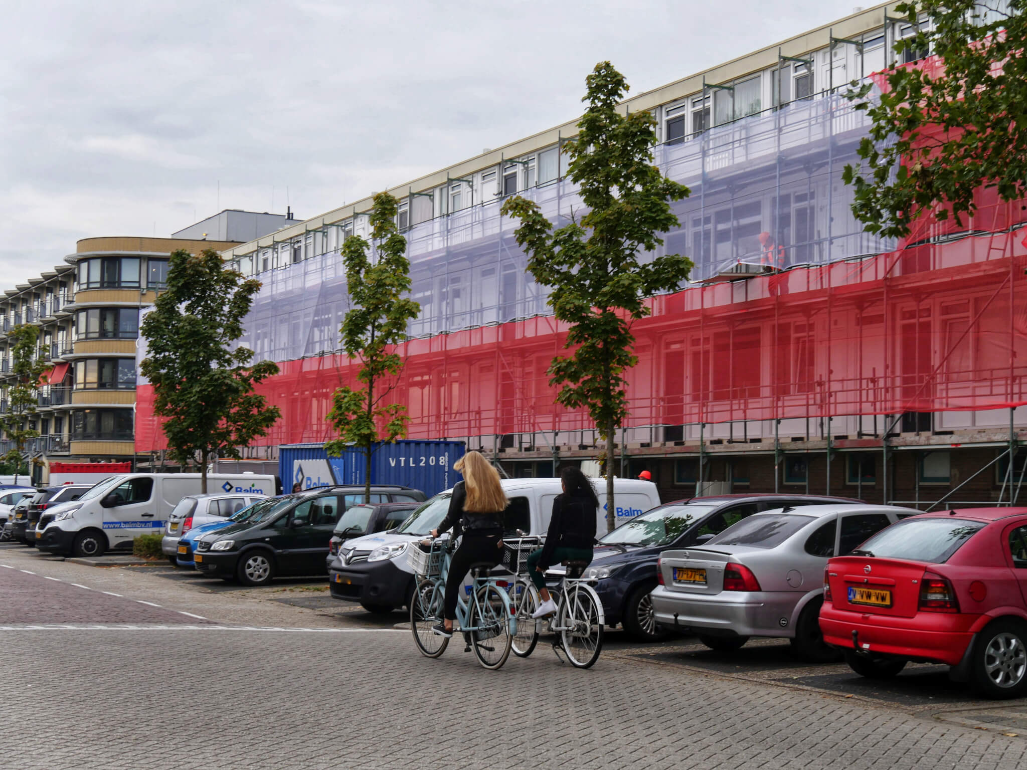 Verduurzaming 153 appartementen Breukelen