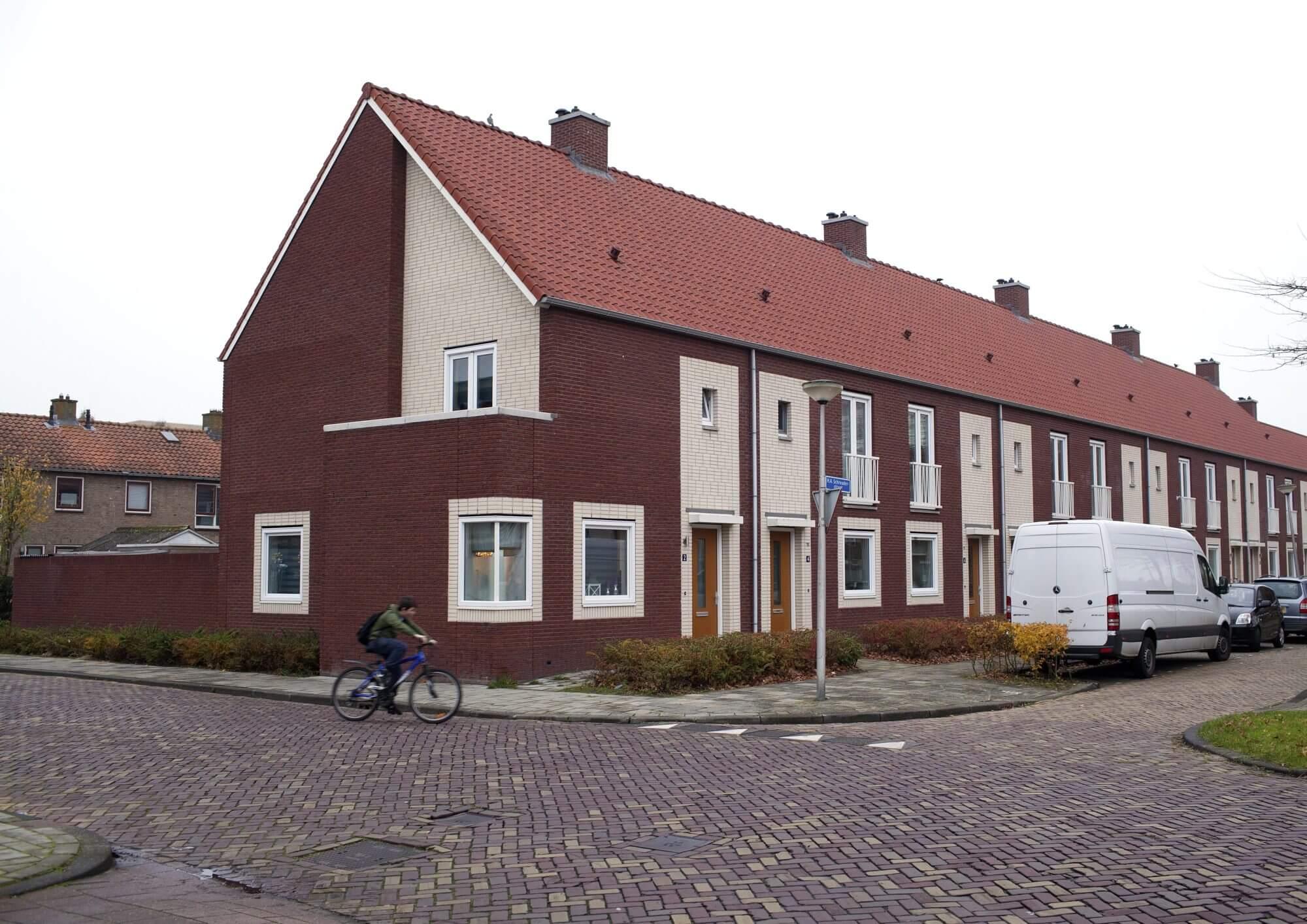 Blok 2 en 3: 22 eengezinswoningen