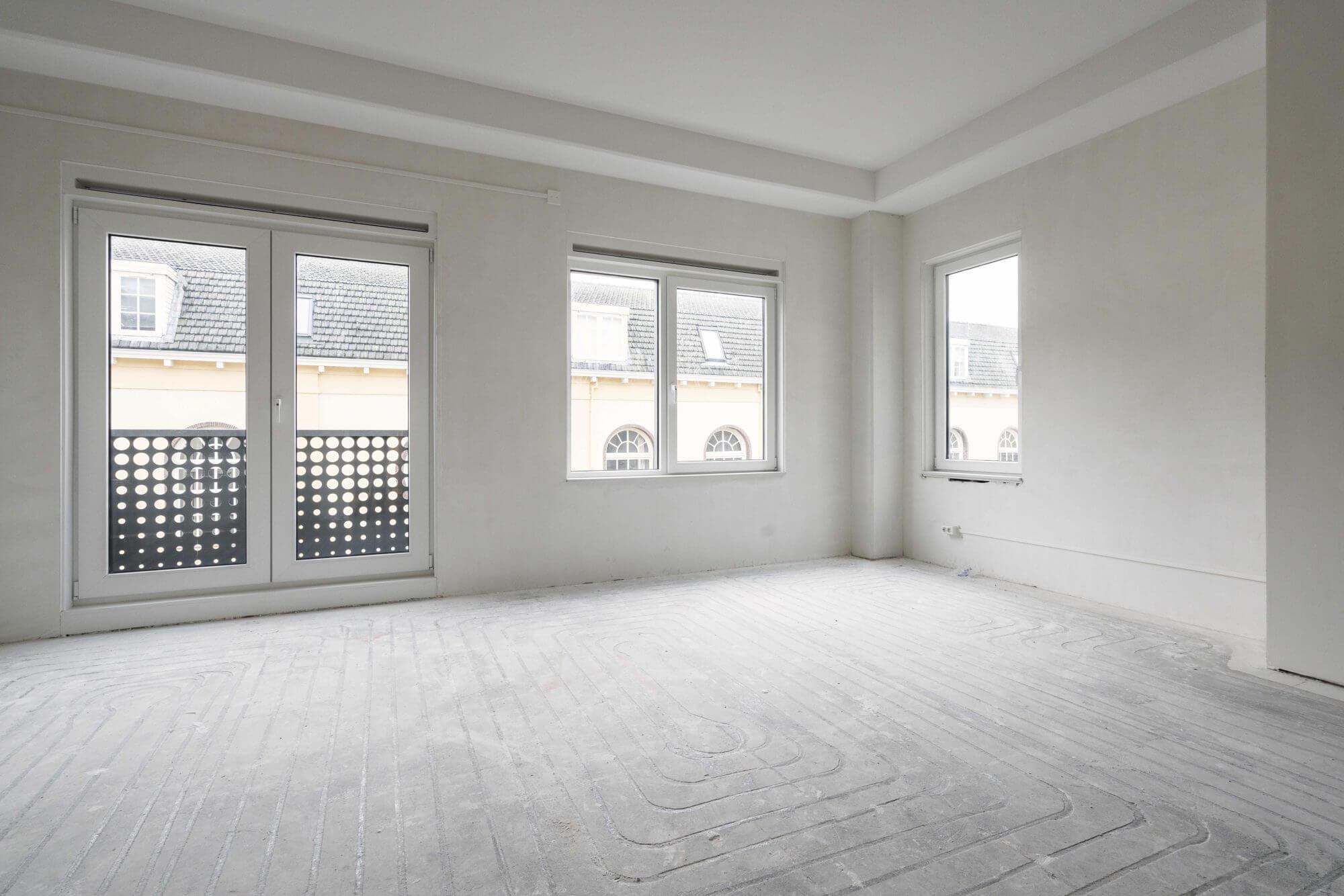 Transformatie kantoor naar woningen Kloosterveste, Gouda
