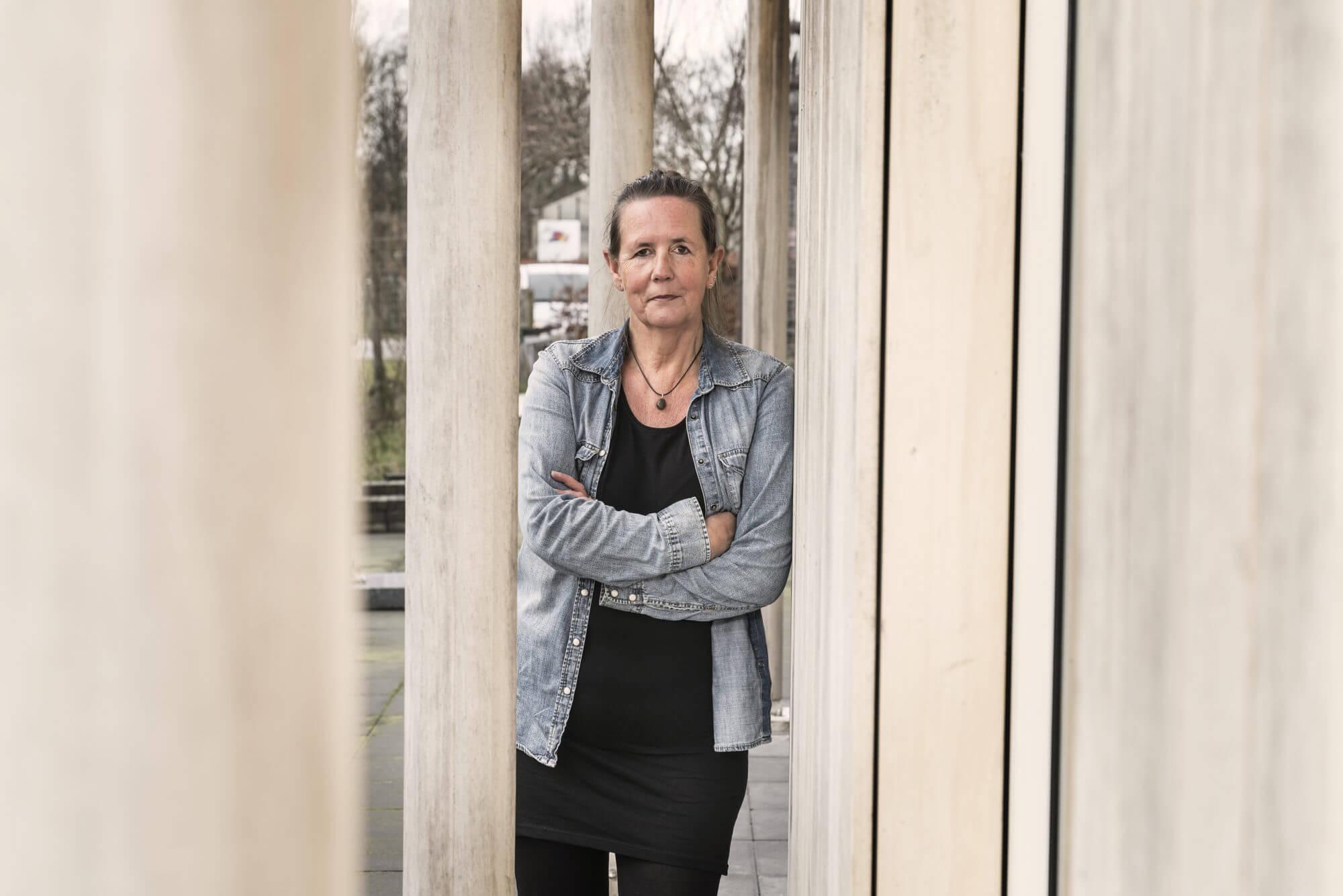 Trudy de Dreu - coördinator en coach bij Ipse de Bruggen