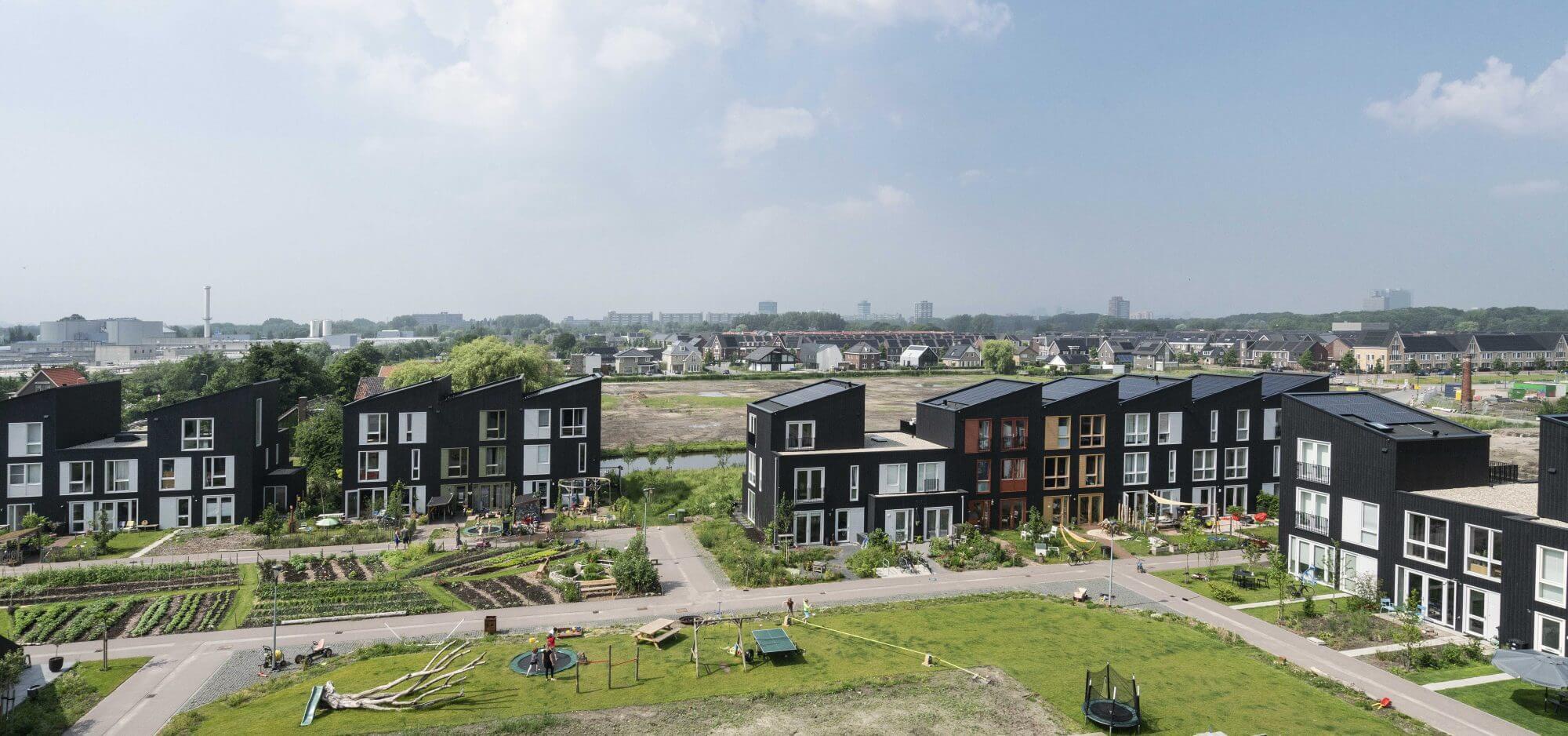 CPO Geworteld Wonen uitzicht vanuit Hoofdhuis
