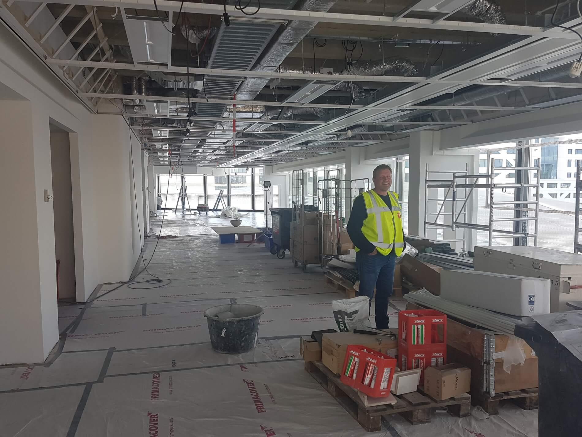 Ruimtelijke verdiepingen voor een fijn werkklimaat