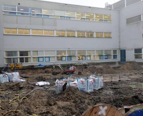 De voorbereidingen voor de modernisering van het Flevoziekenhuis in Almere zijn begonnen