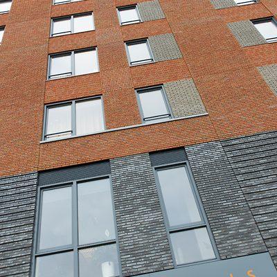 Voorzijde Oranje Huis Almere