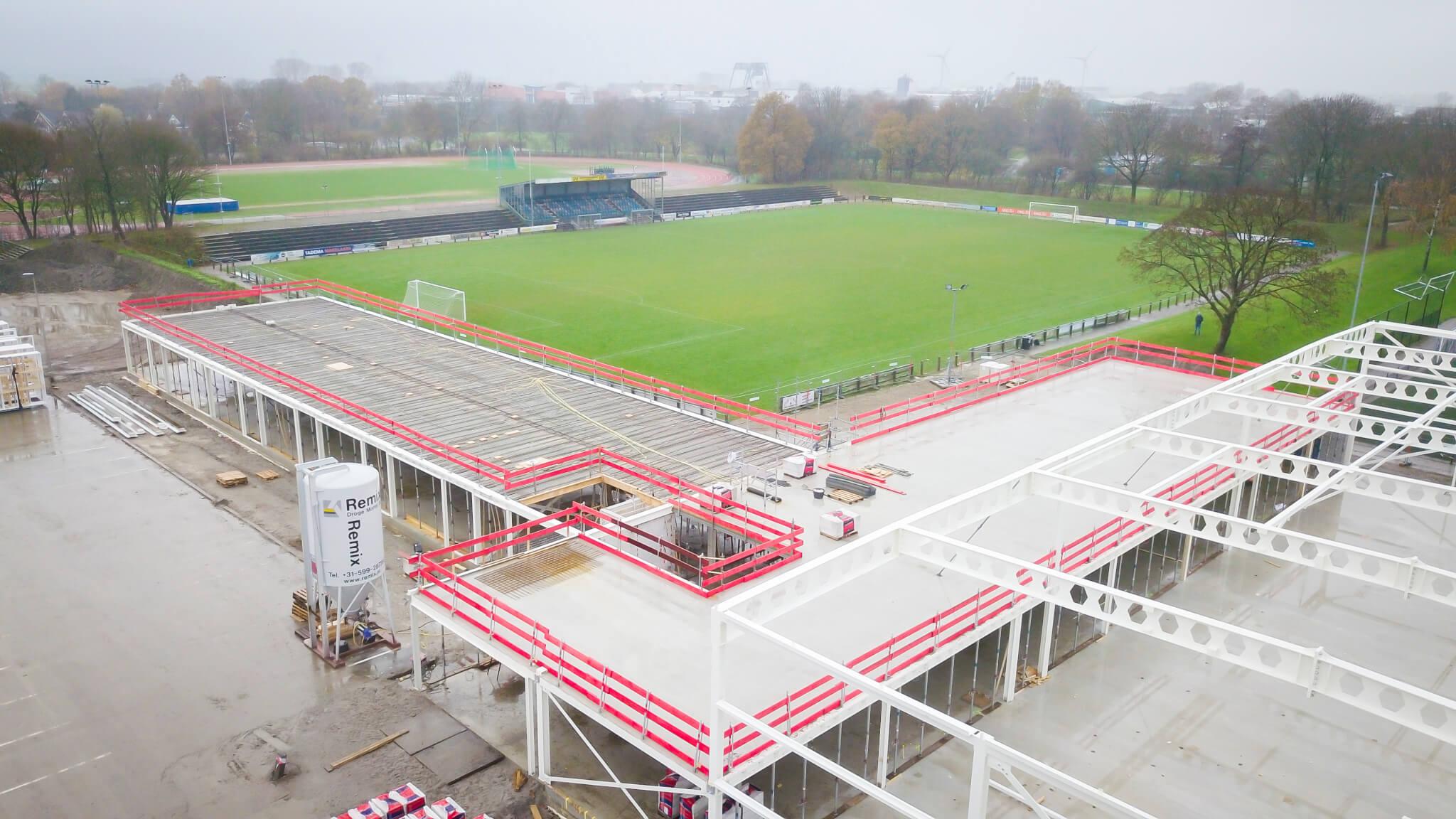 Leeuwarden, Sporthal Nijlân