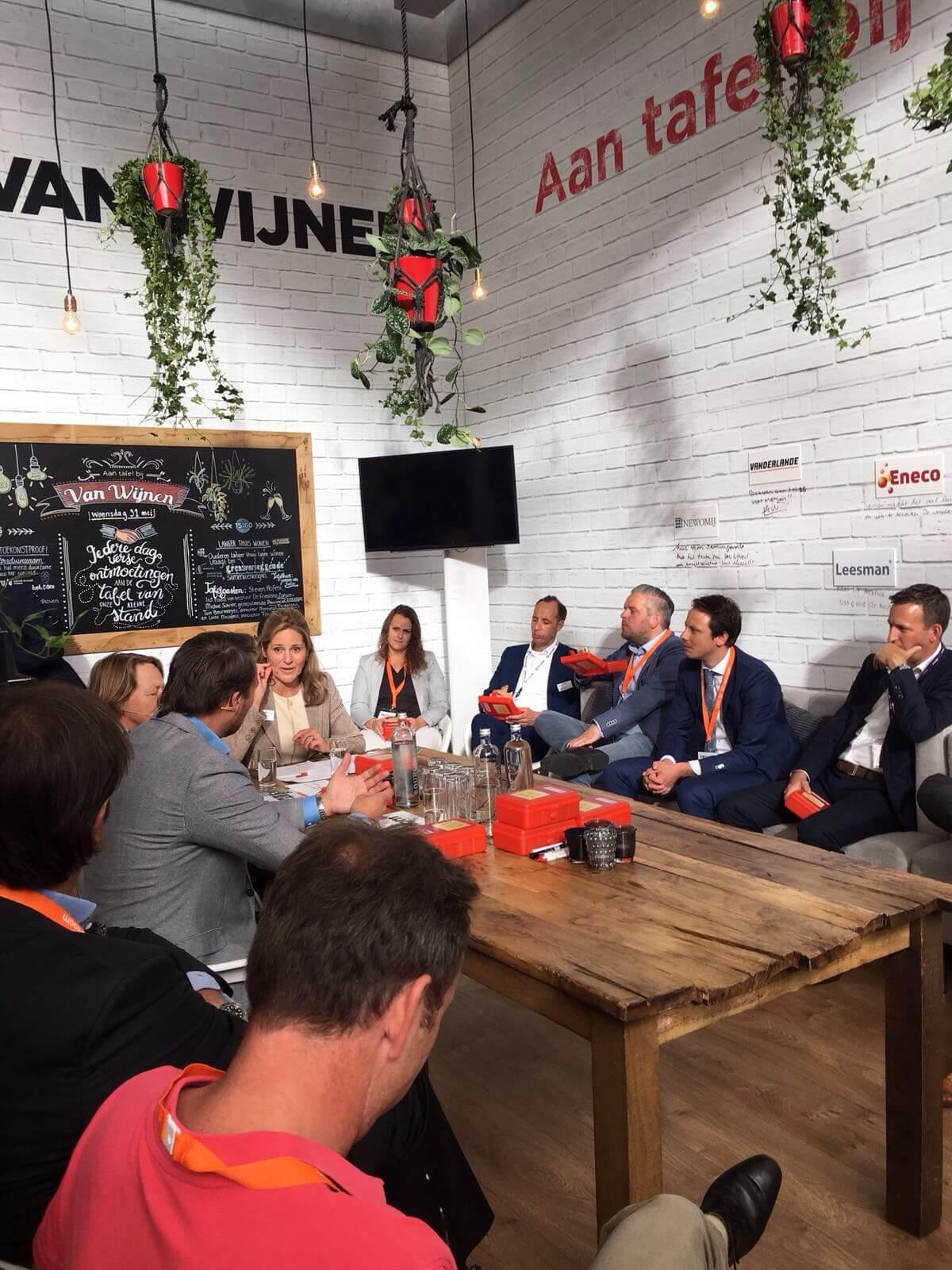 Aan tafel met Bol.com en TU/Eindhoven over toekomstproof maken van je organisatie