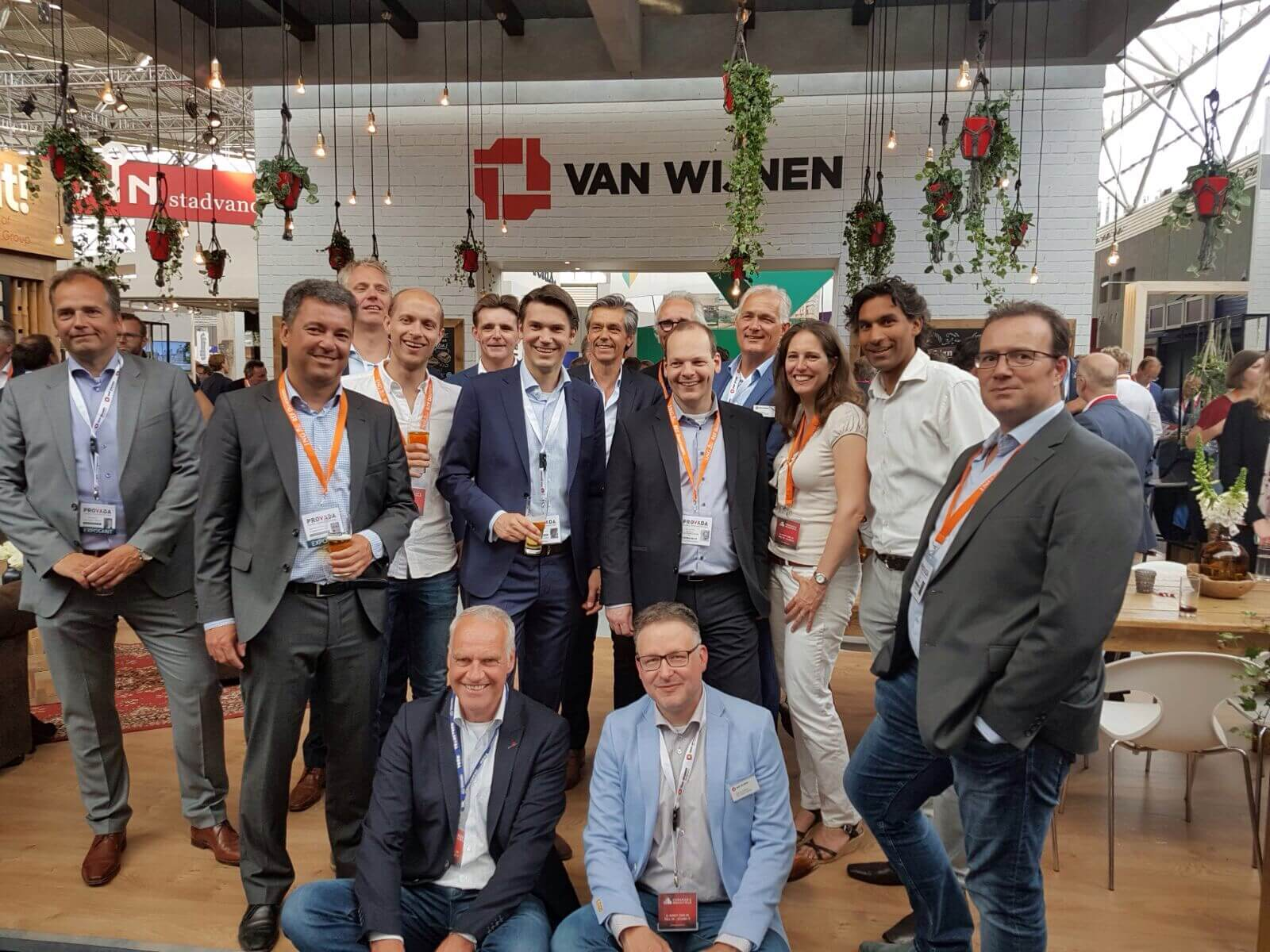 Blij met winnen van ontwikkel- en bouwprijsvraag de Dreef in Utrecht. Nieuwe plek voor 600 studenten!