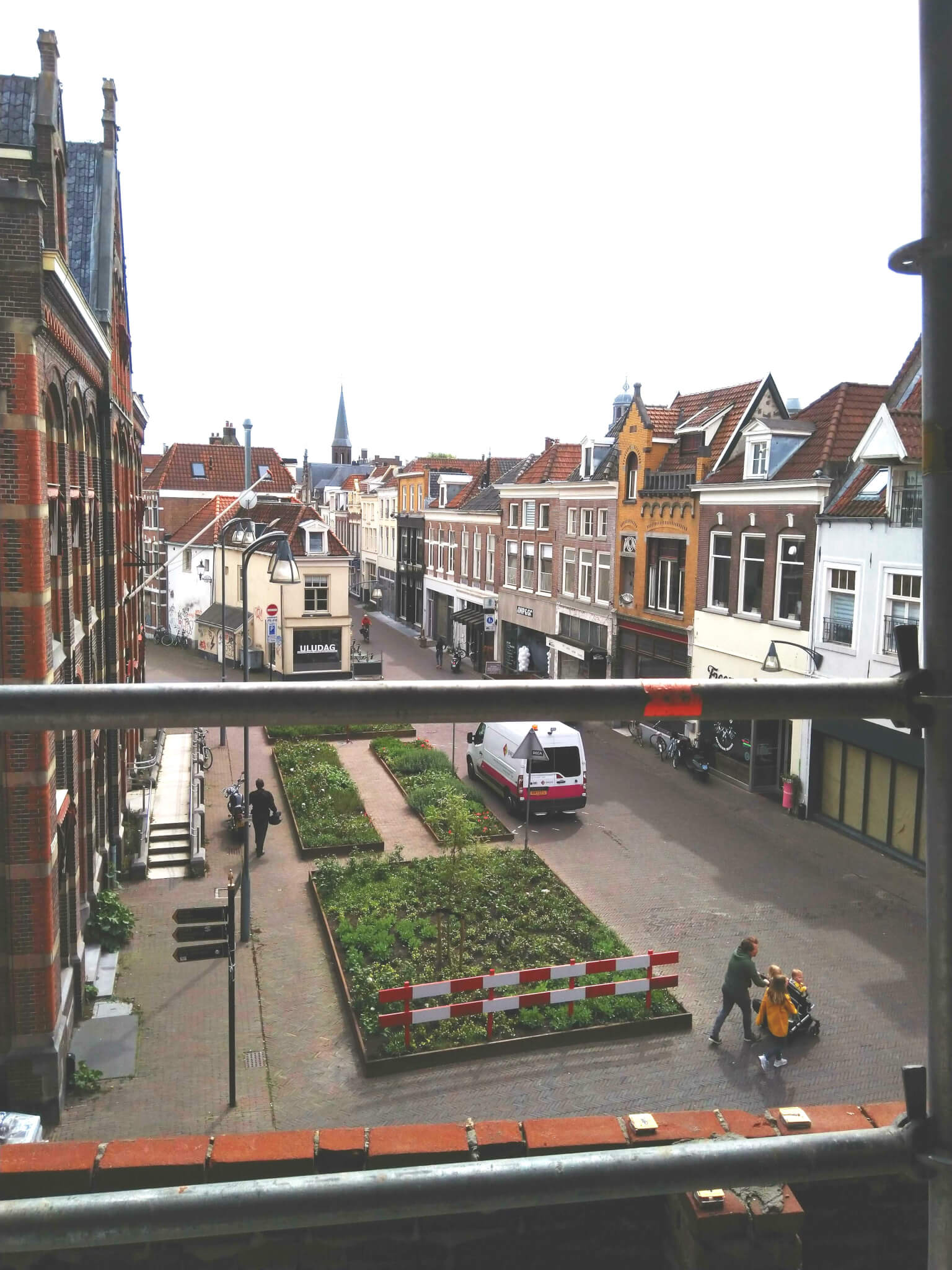 Tranformatie, UWV kantoor, Deventer