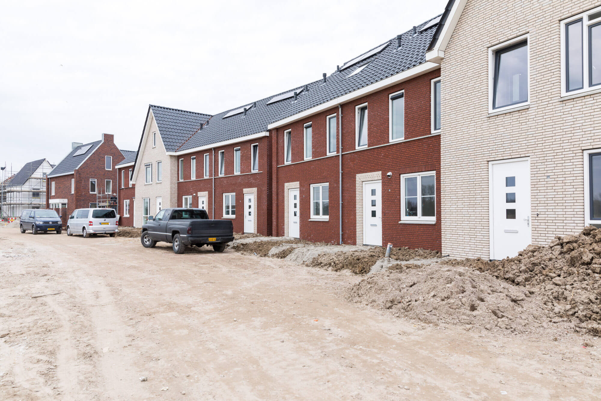 Woningen Erf aan de Weide in Schuytgraaf Arnhem