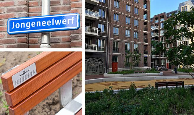 Jongeneel bank Utrecht Zijdebalen