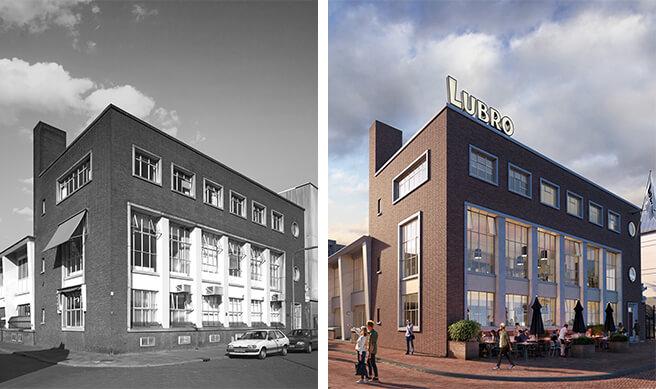 Lubro transformatie Zijdebalen Utrecht