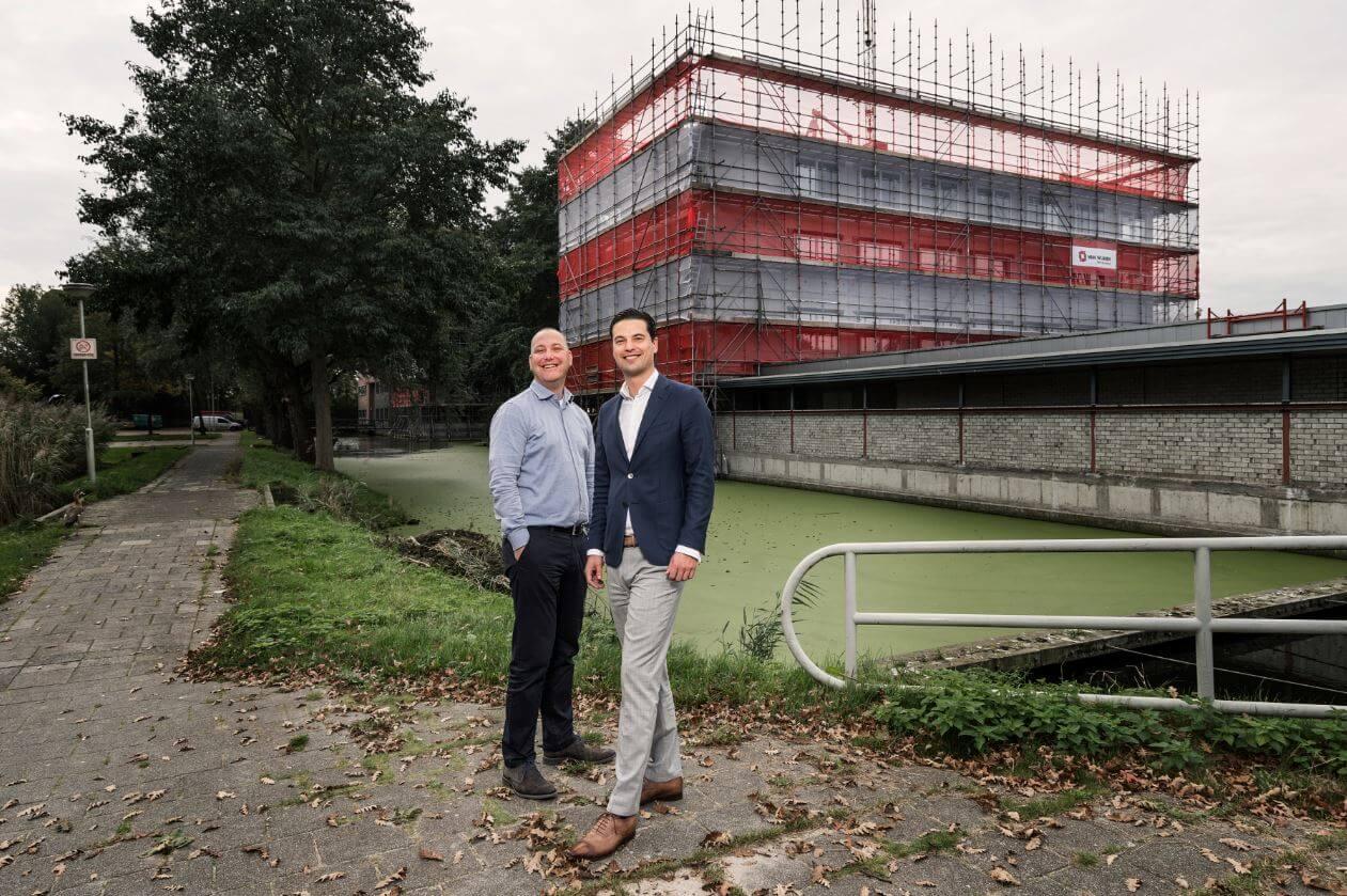 Martin Roest - Van Wijnen en Léon Brandwijk - Accresco Vastgoed