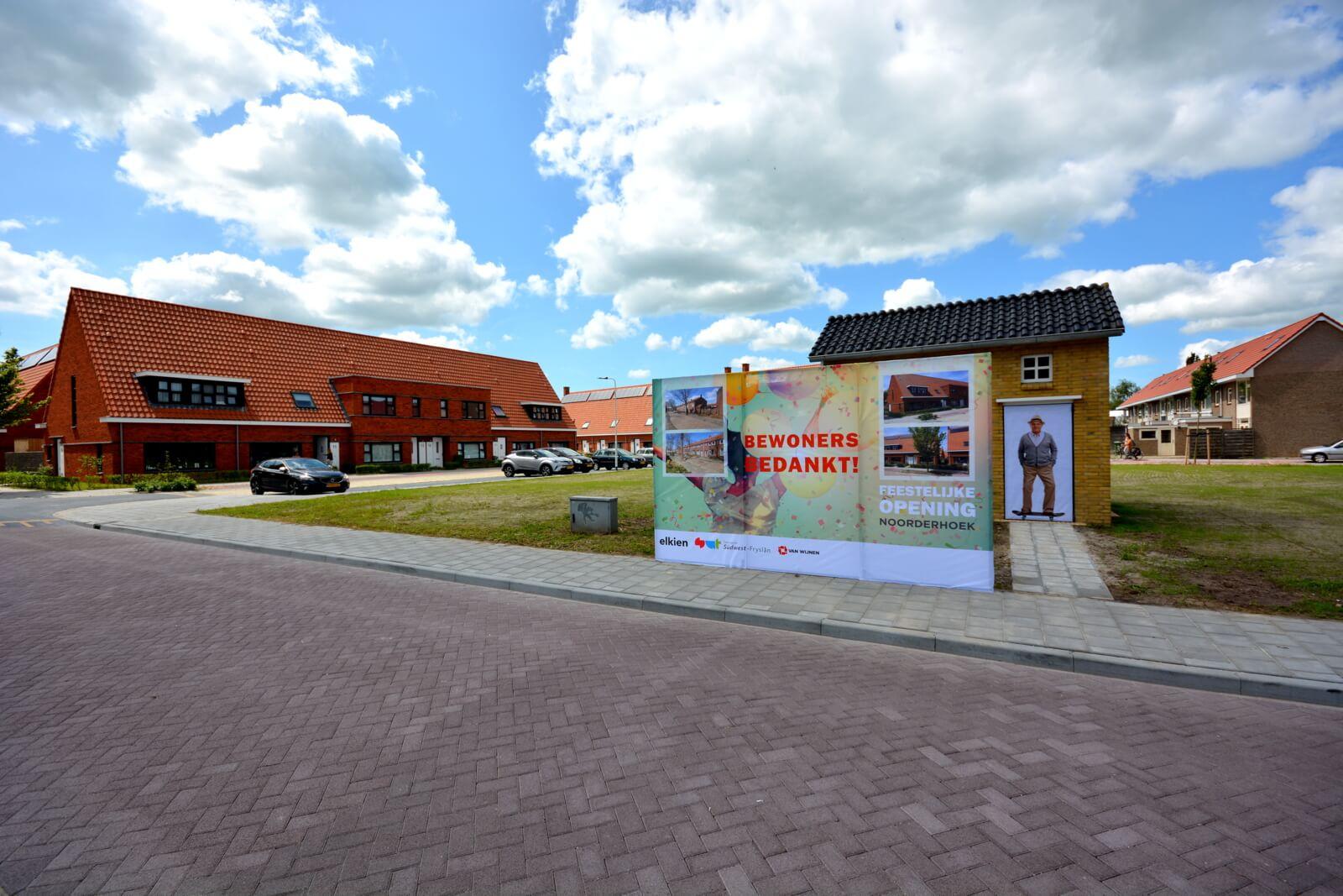 Renovatie wijk Noorderhoek