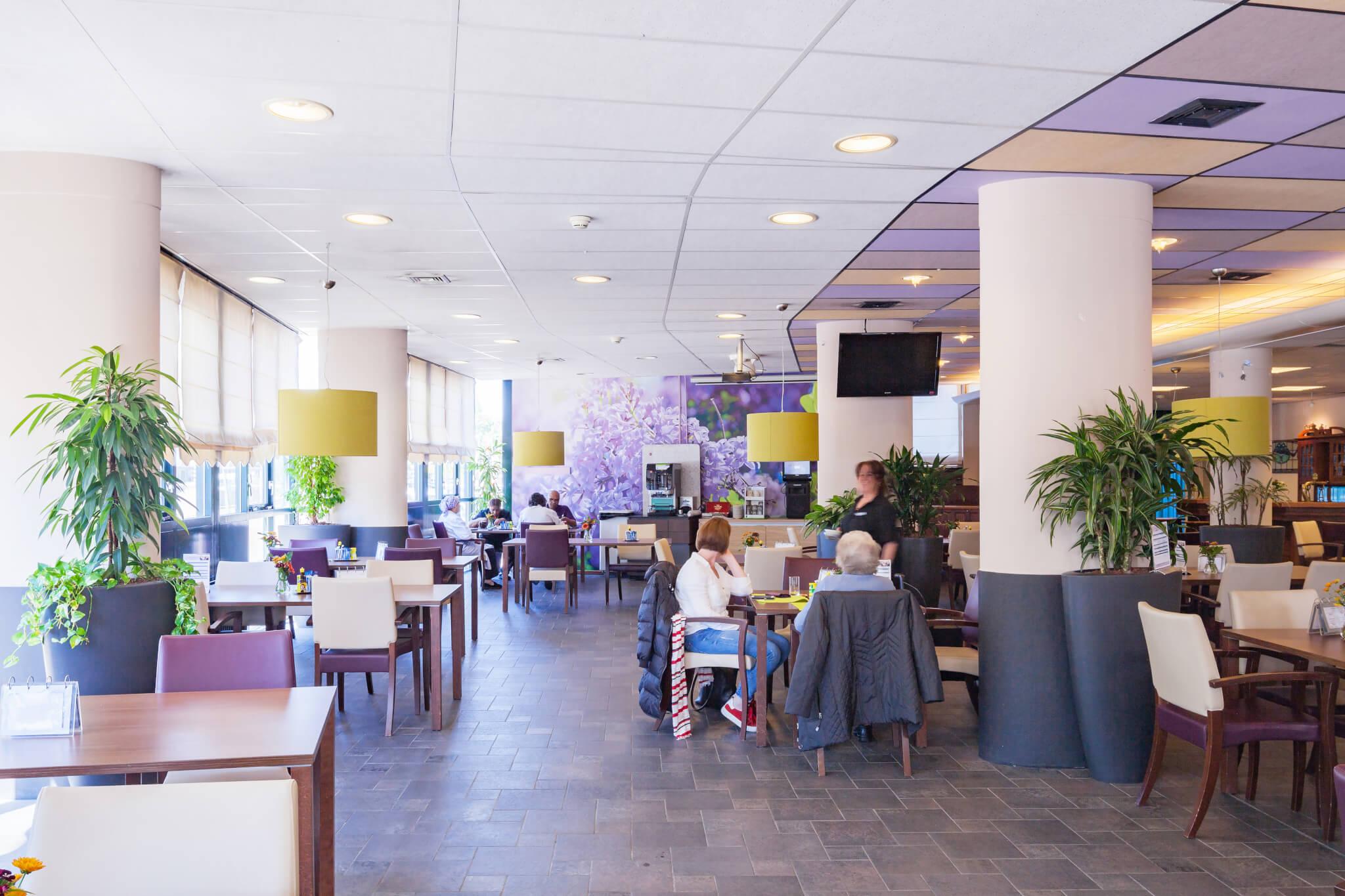 De Vijf Havens restaurant Aafje Rotterdam