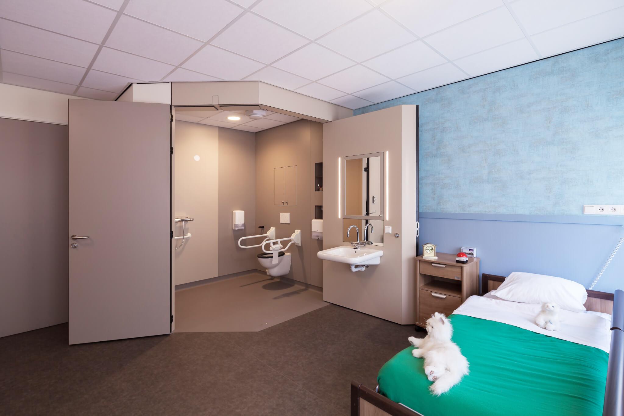 De Vijf Havens slimme badkamer studio