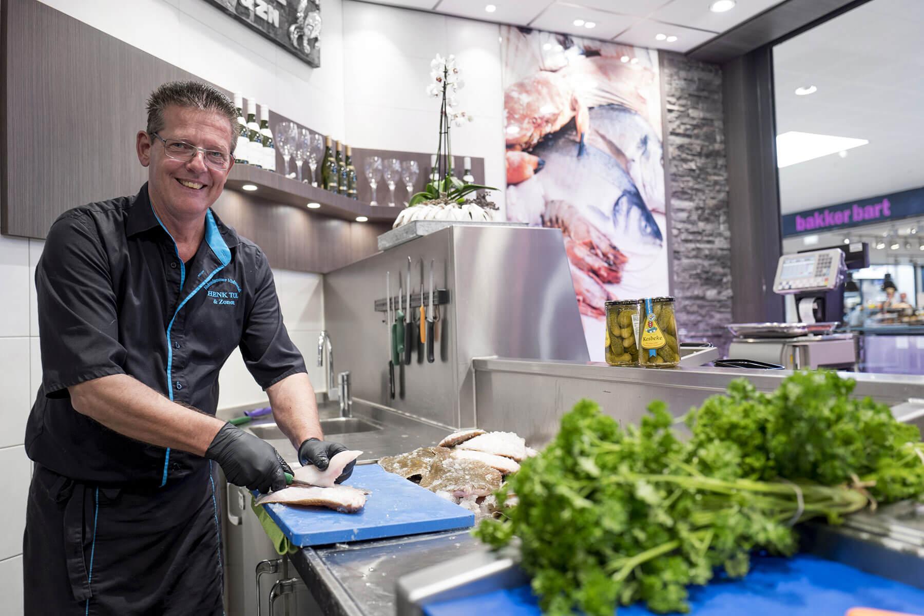 Volendammer Vishandel Henk Tol en Zonen
