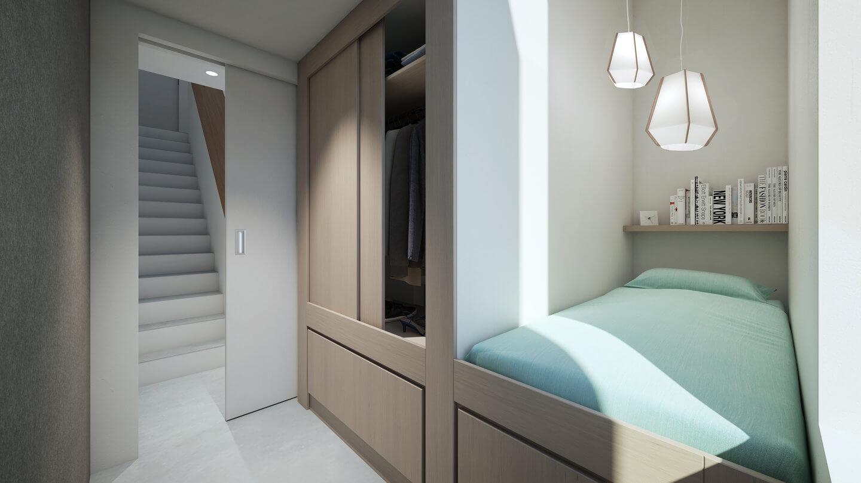 funda Huis - slaapkamer