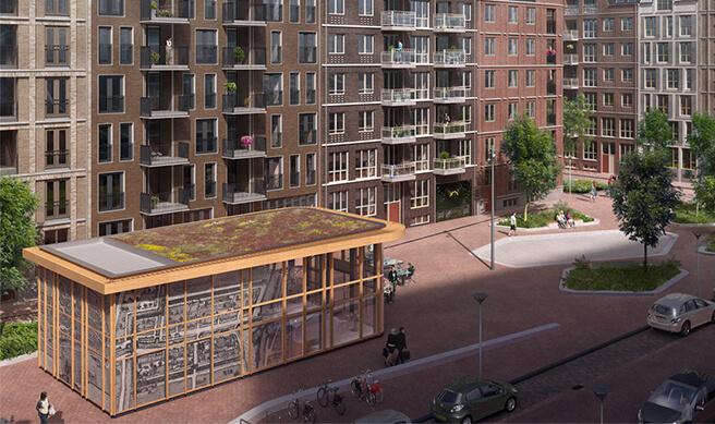 Horecapaviljoen Zijdebalen Utrecht