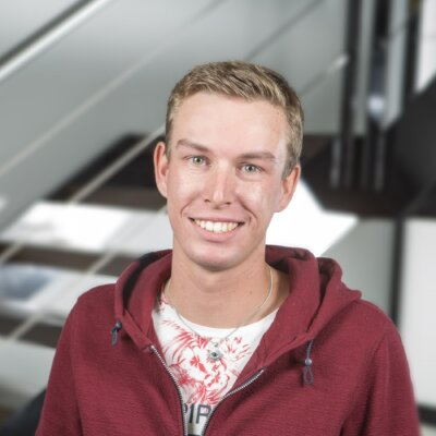 Melvin Kloek uitvoerder Van Wijnen