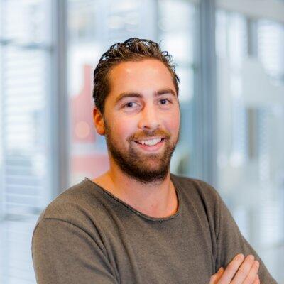 Niels van der Ven werkvoorbereider Van Wijnen