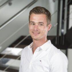 Rick Leusink projectleider Van Wijnen