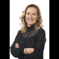 Brigitte Knoben directiesecretaresse Van Wijnen