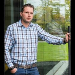 Jorn Lomme bedrijfsleider onderhoud beheer Van Wijnen