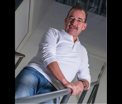 Ricardo Geurten uitvoerder vastgoedbeheer Van Wijnen