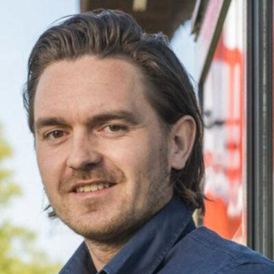 Yoni de Boer projectleider Van Wijnen