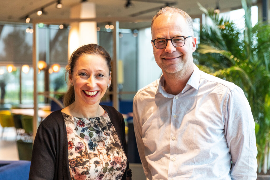 Nina Nomden, Maarten Bakker, Olympic Hotel