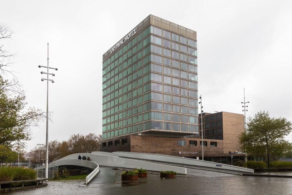 Olympic Hotel, Amsterdam