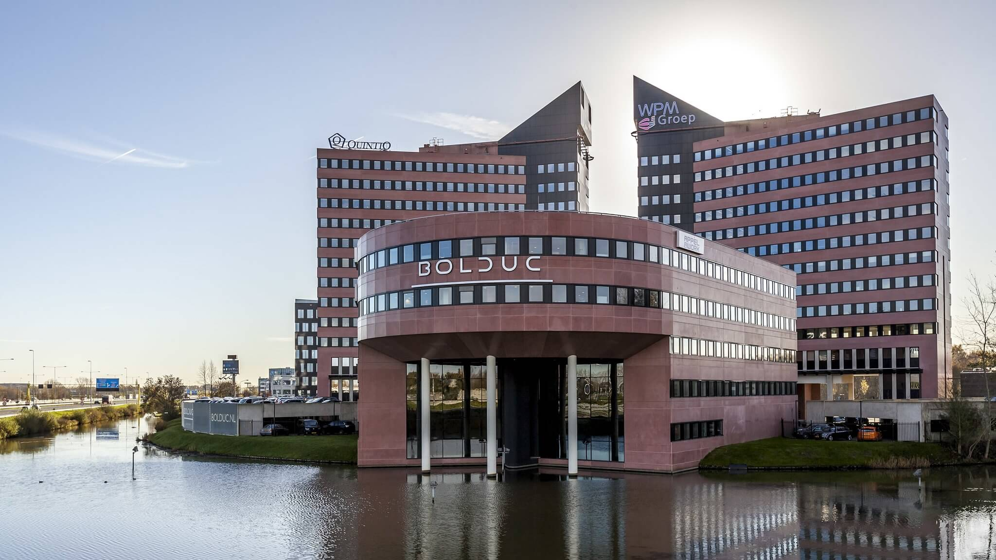 Kantoorpand Bolduc Van Wijnen Zuid
