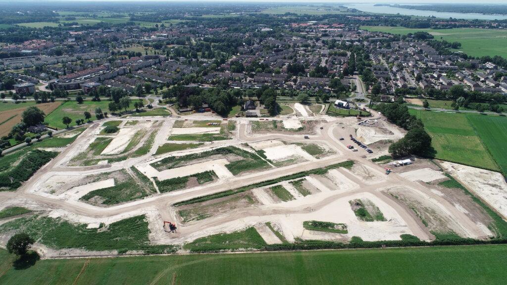 Uitbreidingslocatie De Dijkjes in Elburg