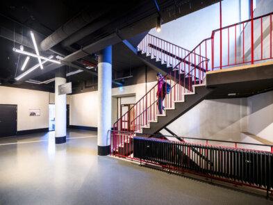 Enschede, Connect-U, Campus, Transformatie