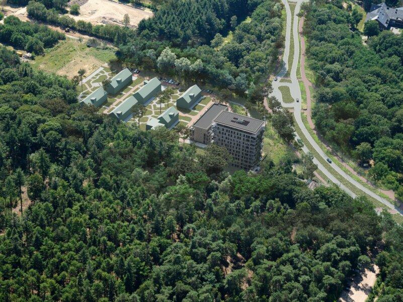 World Food Centre, Veluwse Proeftuin, Ede, Van Wijnen