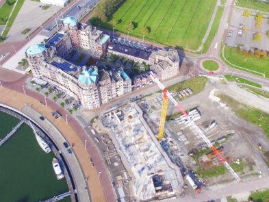 Bataviahaven, Lelystad, Van Wijnen, Ontwikkelen