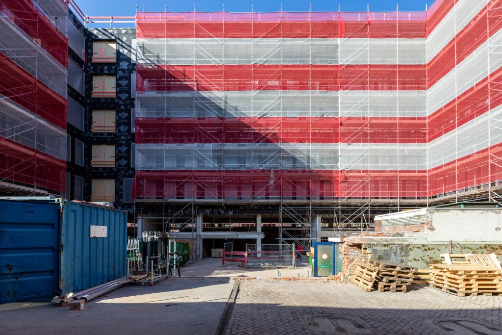 Dc van Hall Van Wijnen Renovatie & Transformatie